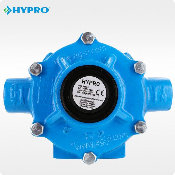Роликовый насос Hypro 7560C