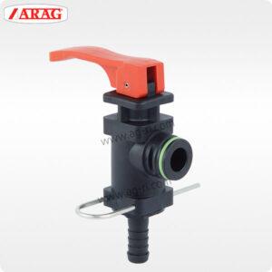 Ручной секционный клапан Arag 464