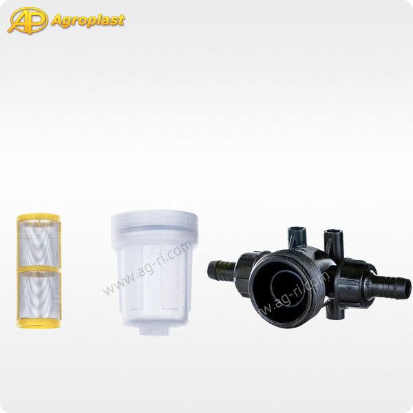 Секционный фильтр Agroplast AP19FCM колба сетка