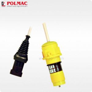 Сенсор (датчик) расходомера Polmac жёлтый 41300399.2АМ