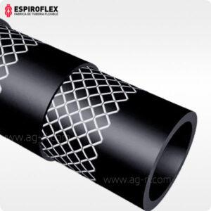 Шланг напорный Espiro Negro 20 Бар в разрезе