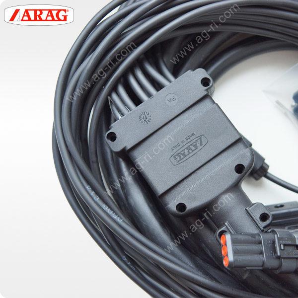 Соединительный кабель компьютера опрыскивателя Arag Bravo-180s