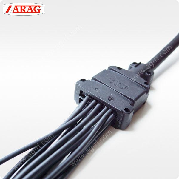 Соединительный кабель компьютера опрыскивателя Arag Bravo-180 1
