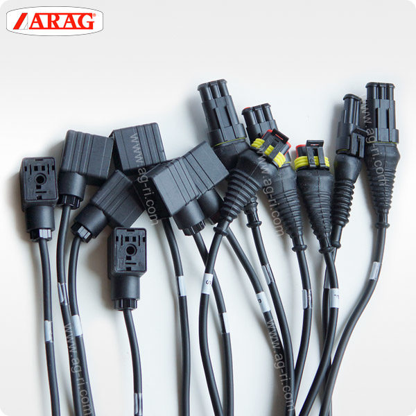 Соединительный кабель компьютера опрыскивателя Arag Bravo-180 фишки