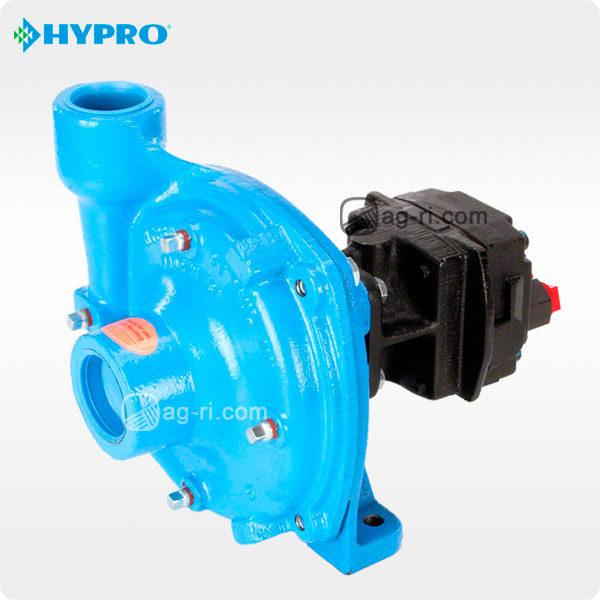 Центробежный насос Hypro 9303C с приводом от гидравлики трактора