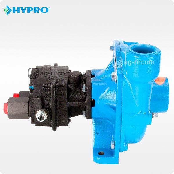 Центробежный насос Hypro 9303C с приводом от гидравлики сбоку