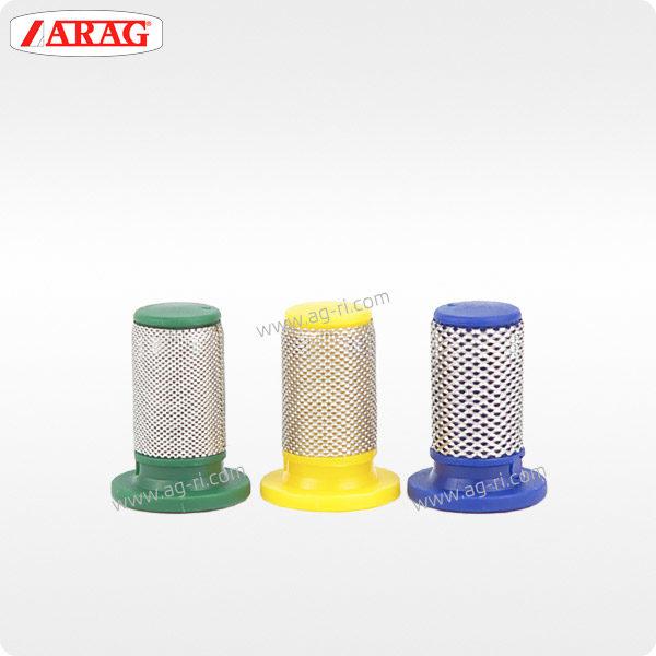 Цилиндрический маленький фильтр форсунки ARAG