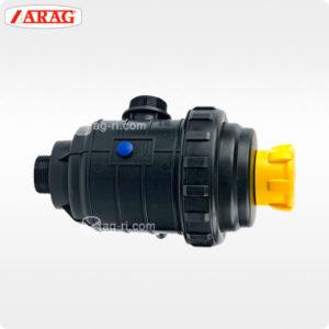 всасывающий фильтр Arag 316 серии на опрыскиватель бок