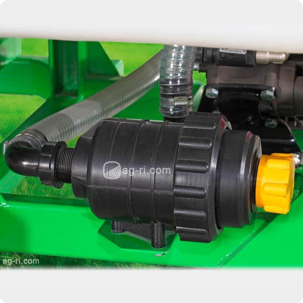 всасывающий фильтр Arag 316 серии на опрыскиватель пример