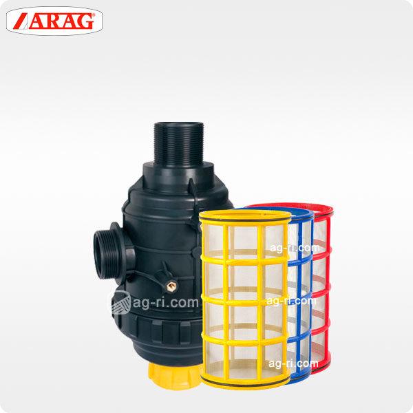 всасывающий фильтр Arag 316 серии на опрыскиватель патроны сетки
