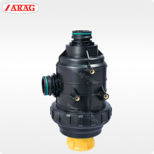 Всмоктуючий фільтр Arag 316 серії вилкове з'єднання