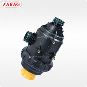 Всмоктуючий фільтр Arag 316 серії вилкове з'єднання фото