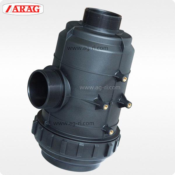 всмоктуючий фільтр Arag 319 серії на обприскувач