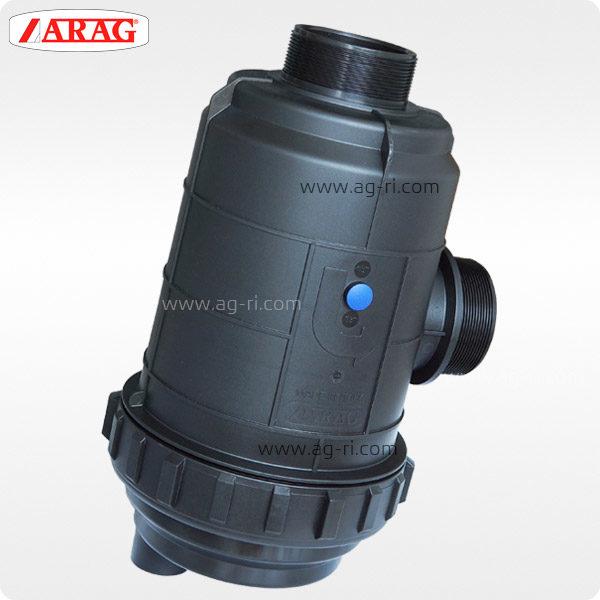 всмоктуючий фільтр Arag 319 серії на заправку