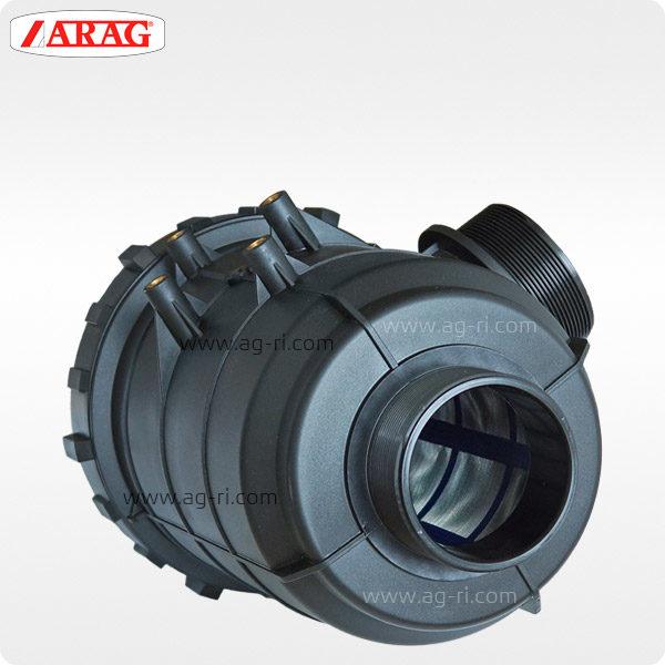 всмоктуючий фільтр Arag 319 серії великий