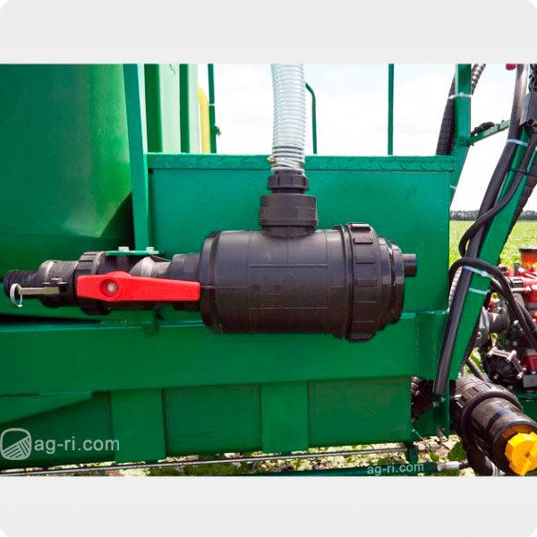 всмоктуючий фільтр Arag 319 серії установка на обприскувач