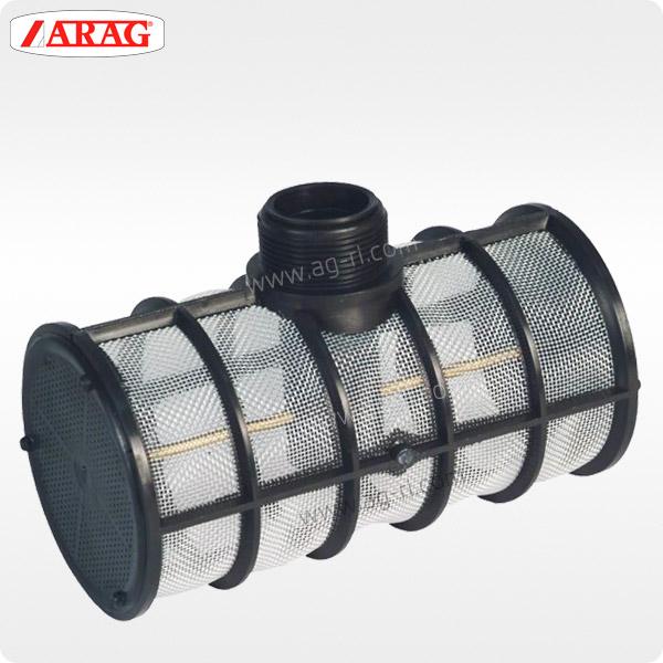 Всасывающий заборный Т-образный фильтр Arag