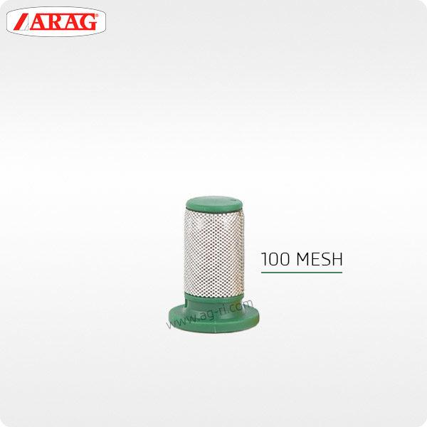 Зелёный фильтр 100 mesh 4243314
